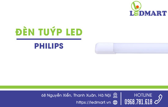 đèn tuýp led philips