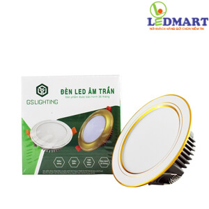 Đèn Led Downlight âm trần GSLighting